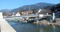 Neuartige Fertigteilbrücke verbindet Eleganz mit Funktion