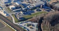 Luftaufnahmen der SRP Sekundär Rohstoff Produktion GmbH