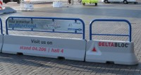 DELTA BLOC on the Intertraffic 2014 in Amsterdam