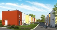 Maba Fertighaus realises housing project in Wiener Neustadt